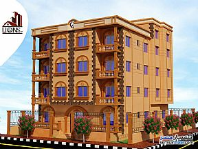 Ad Photo: Apartment 4 bedrooms 2 baths 260 sqm semi finished in Haram  Giza