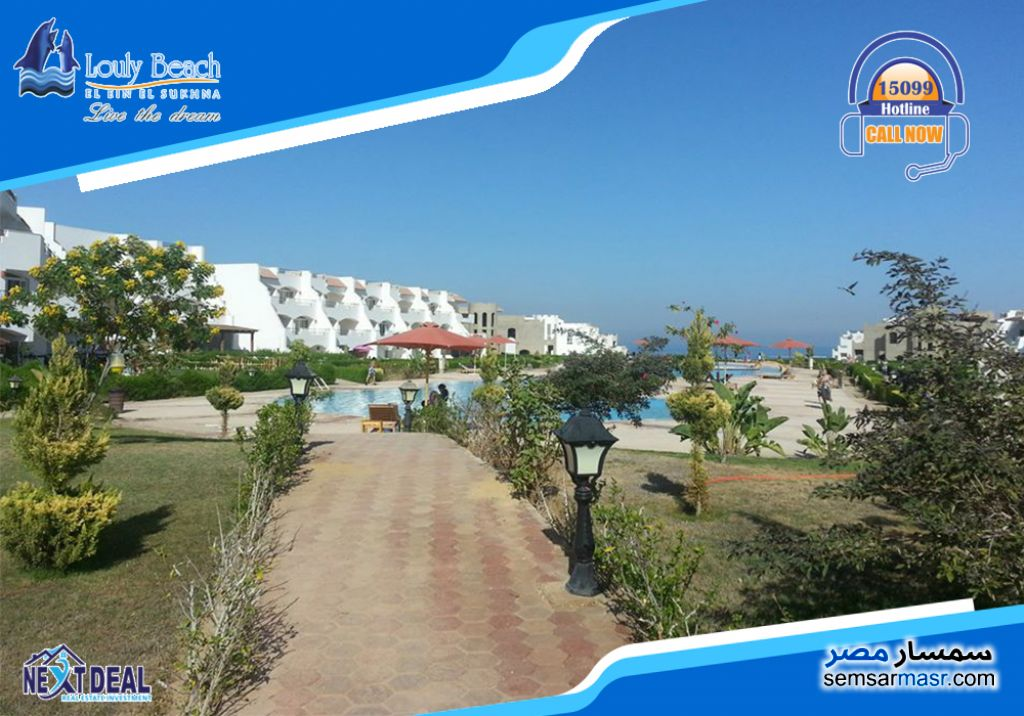 Photo 10 - Apartment 2 bedrooms 2 baths 216 sqm super lux For Sale Louly Beach Ain Sukhna