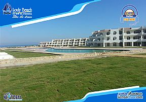 Apartment 2 bedrooms 2 baths 216 sqm super lux For Sale Louly Beach Ain Sukhna - 11