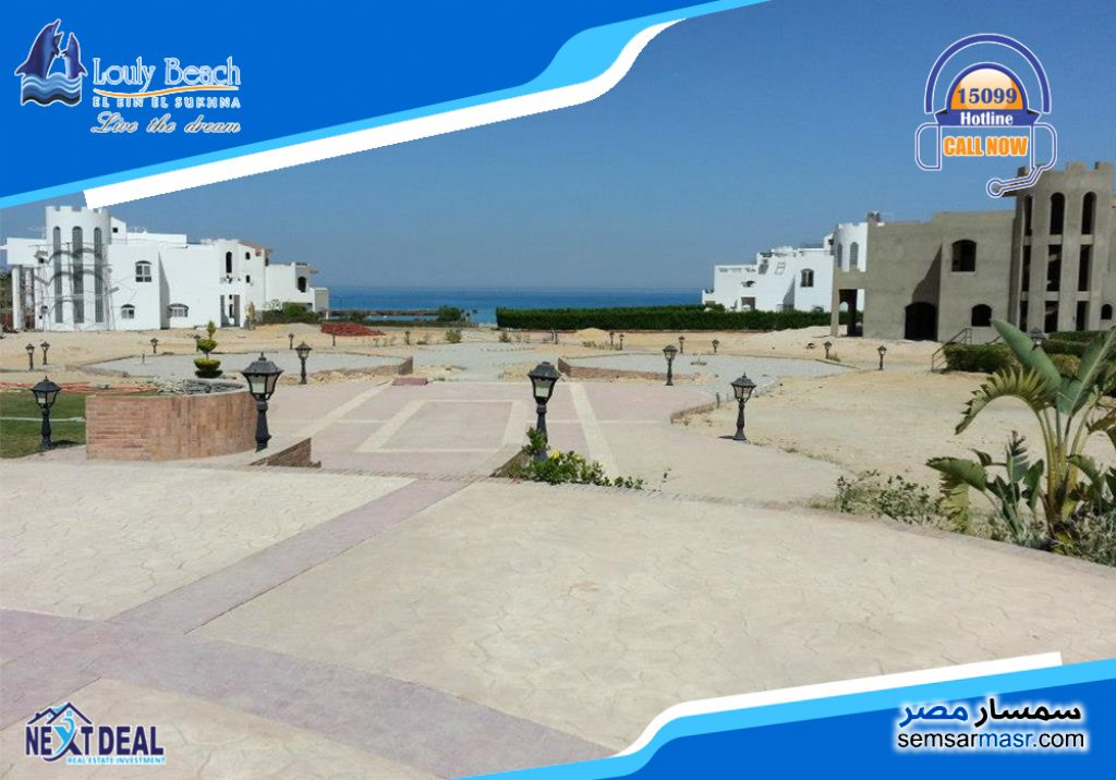 Photo 3 - Apartment 2 bedrooms 2 baths 216 sqm super lux For Sale Louly Beach Ain Sukhna