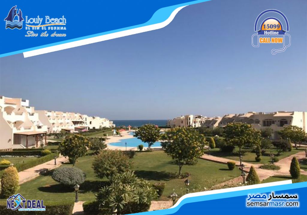 Photo 4 - Apartment 2 bedrooms 2 baths 216 sqm super lux For Sale Louly Beach Ain Sukhna