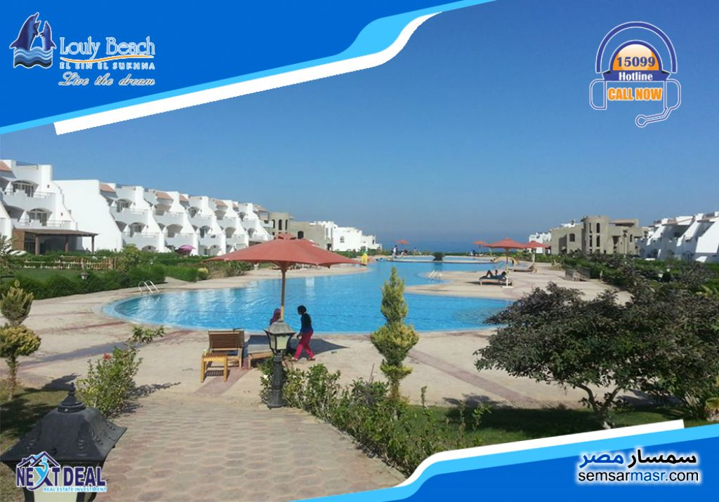 Photo 9 - Apartment 2 bedrooms 2 baths 216 sqm super lux For Sale Louly Beach Ain Sukhna
