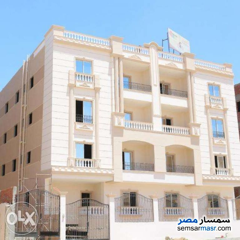 Photo 1 - Apartment 3 bedrooms 2 baths 131 sqm semi finished For Sale Shorouk City Cairo