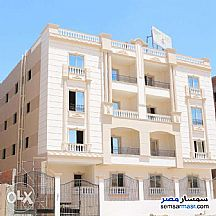 Ad Photo: Apartment 3 bedrooms 2 baths 131 sqm semi finished in Shorouk City  Cairo