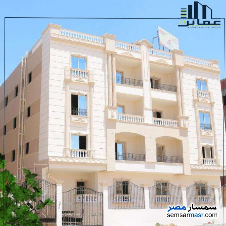 Photo 2 - Apartment 3 bedrooms 2 baths 131 sqm semi finished For Sale Shorouk City Cairo
