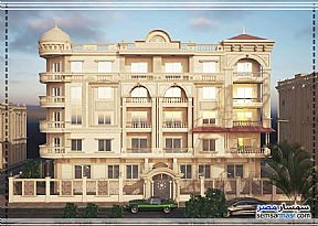 Ad Photo: Apartment 3 bedrooms 2 baths 125 sqm semi finished in New Heliopolis  Cairo