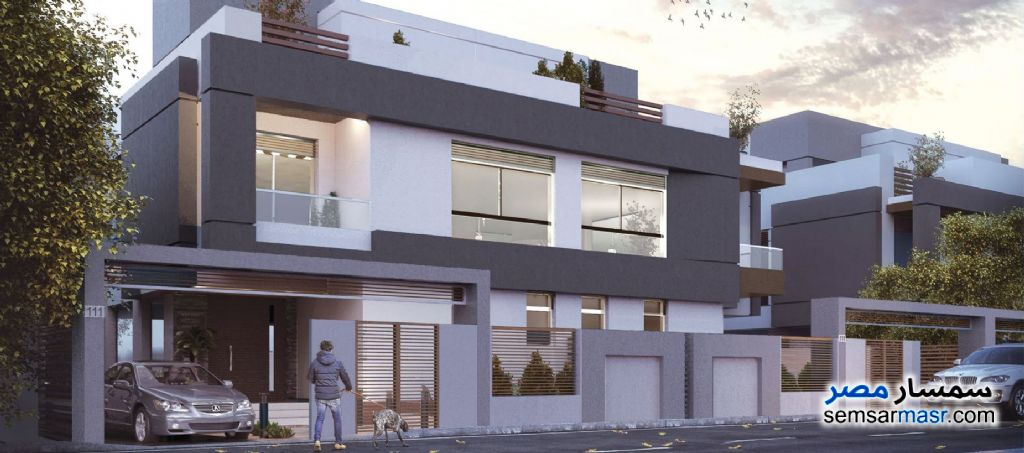 Ad Photo: Villa 4 bedrooms 4 baths 248 sqm semi finished in Cairo