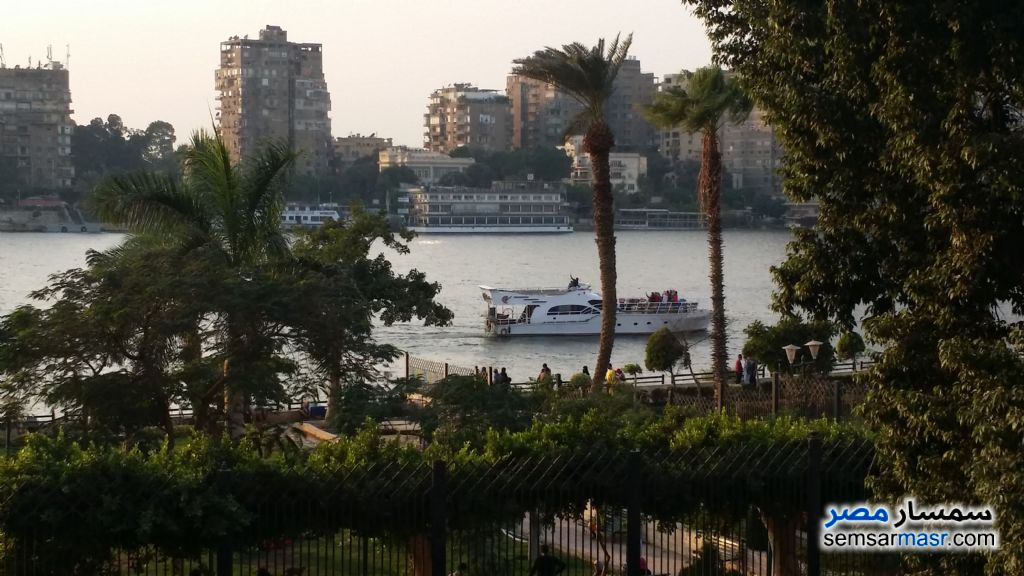 Photo 1 - Apartment 4 bedrooms 1 bath 200 sqm lux For Sale Al Manial Cairo