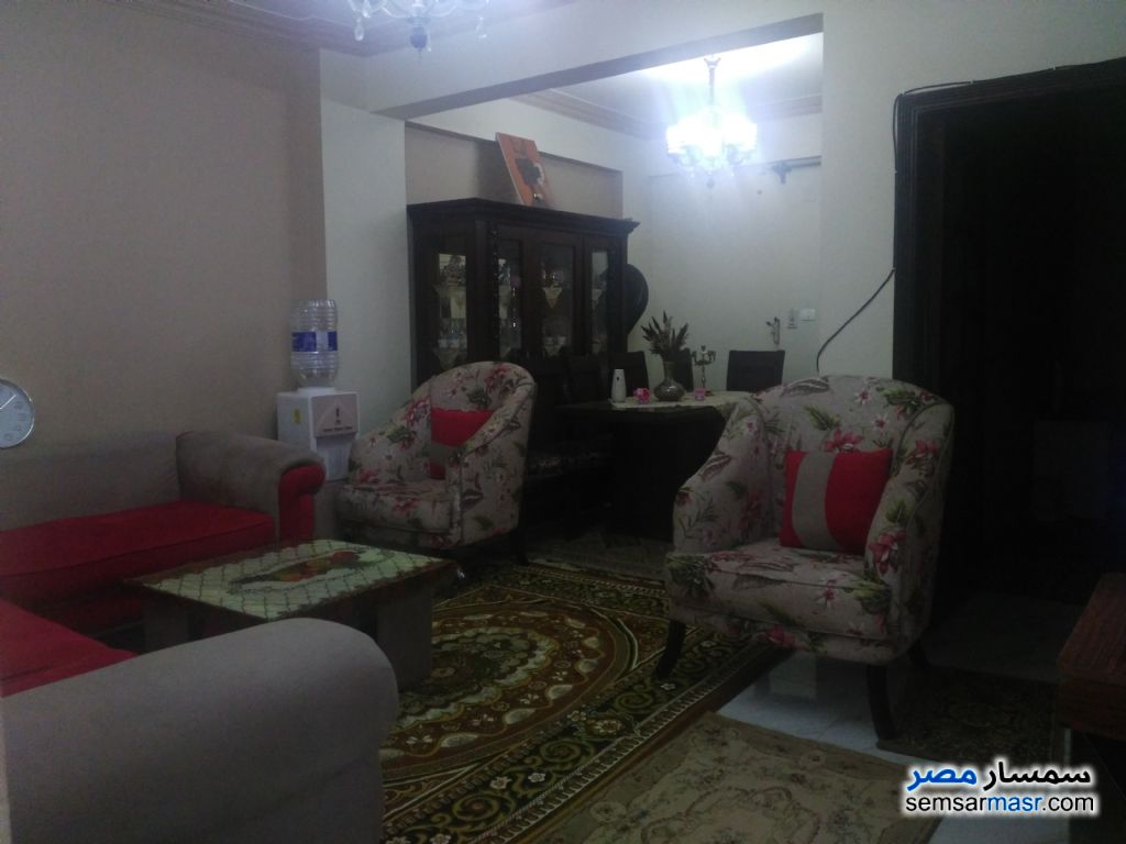 Photo 3 - Apartment 2 bedrooms 1 bath 80 sqm extra super lux For Rent - Old Law - Omrania Giza