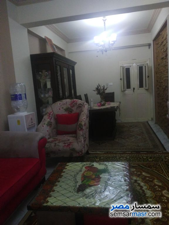 Photo 4 - Apartment 2 bedrooms 1 bath 80 sqm extra super lux For Rent - Old Law - Omrania Giza