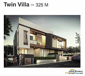 Ad Photo: Villa 5 bedrooms 4 baths 325 sqm extra super lux in Sheikh Zayed  6th of October