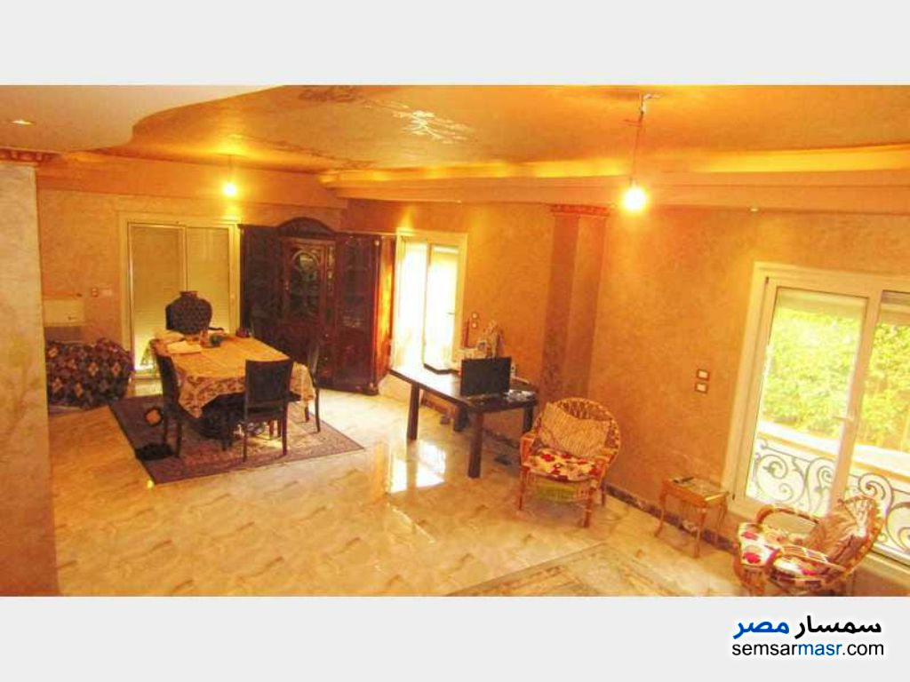 Photo 15 - Villa 4 bedrooms 4 baths 300 sqm extra super lux For Sale Shorouk City Cairo