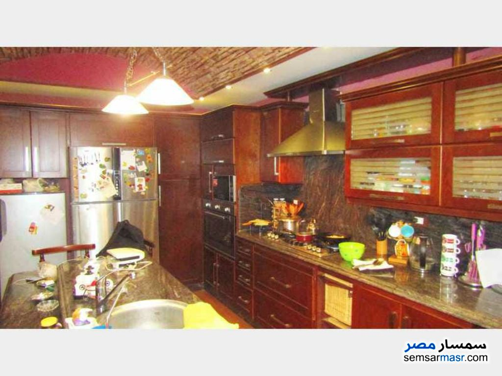 Photo 16 - Villa 4 bedrooms 4 baths 300 sqm extra super lux For Sale Shorouk City Cairo