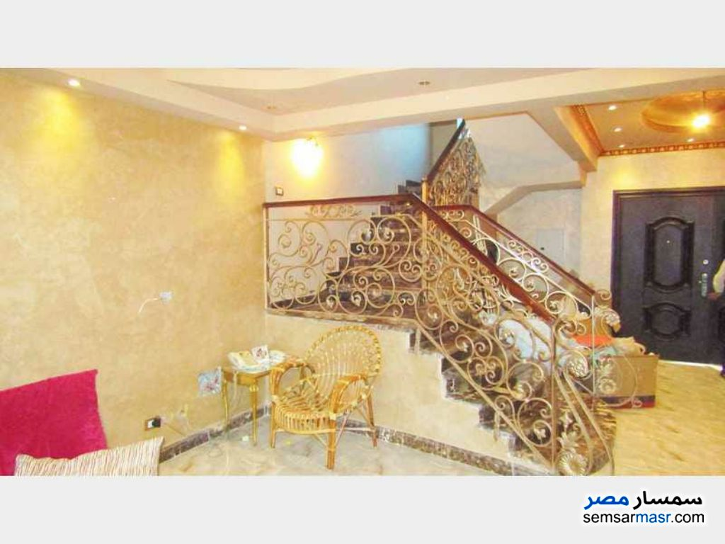Photo 17 - Villa 4 bedrooms 4 baths 300 sqm extra super lux For Sale Shorouk City Cairo