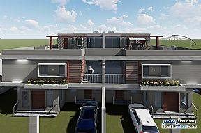 Ad Photo: Villa 4 bedrooms 4 baths 250 sqm without finish in King Maryot  Alexandira