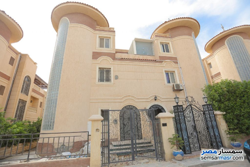 Photo 31 - Villa 4 bedrooms 5 baths 358 sqm For Sale King Maryot Alexandira