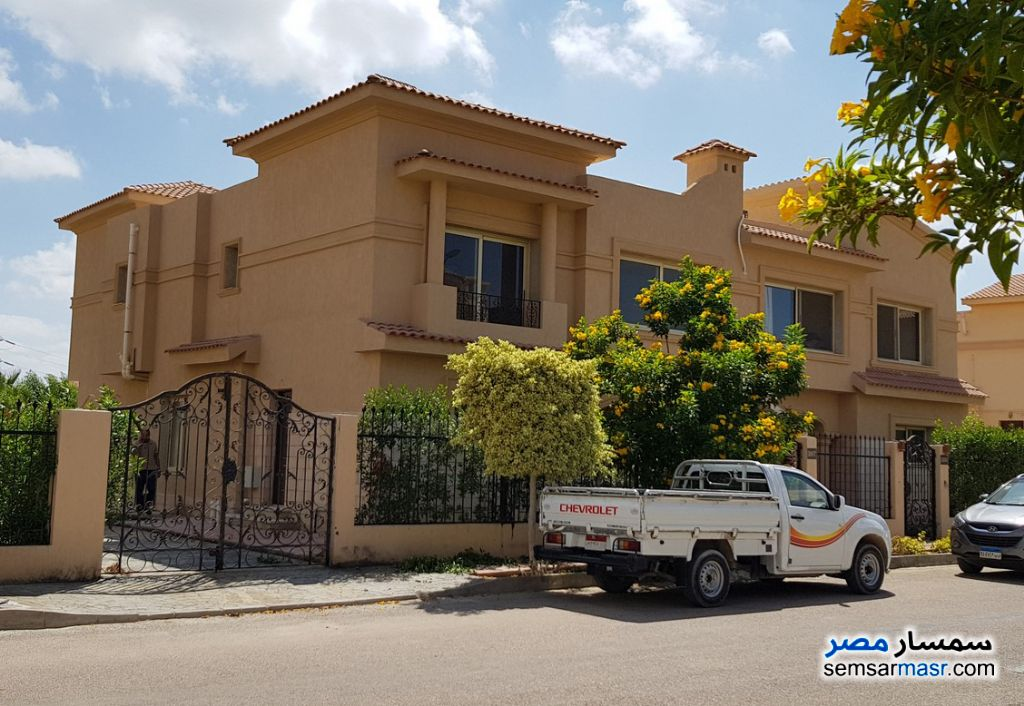 Photo 2 - Villa 3 bedrooms 3 baths 375 sqm extra super lux For Sale King Maryot Alexandira