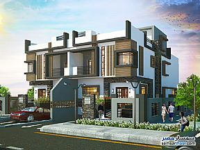 Ad Photo: Villa 4 bedrooms 4 baths 505 sqm semi finished in Dreamland  6th of October