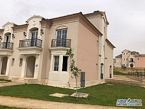 Villa 4 bedrooms 5 baths 326 sqm without finish For Sale Fifth Settlement Cairo - 5