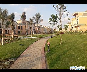 Villa 4 bedrooms 5 baths 326 sqm without finish For Sale Fifth Settlement Cairo - 6