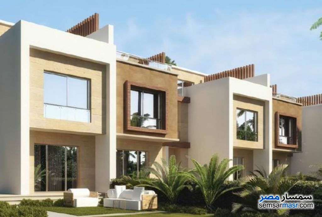 Photo 8 - Villa 4 bedrooms 4 baths 270 sqm semi finished For Sale Madinaty Cairo