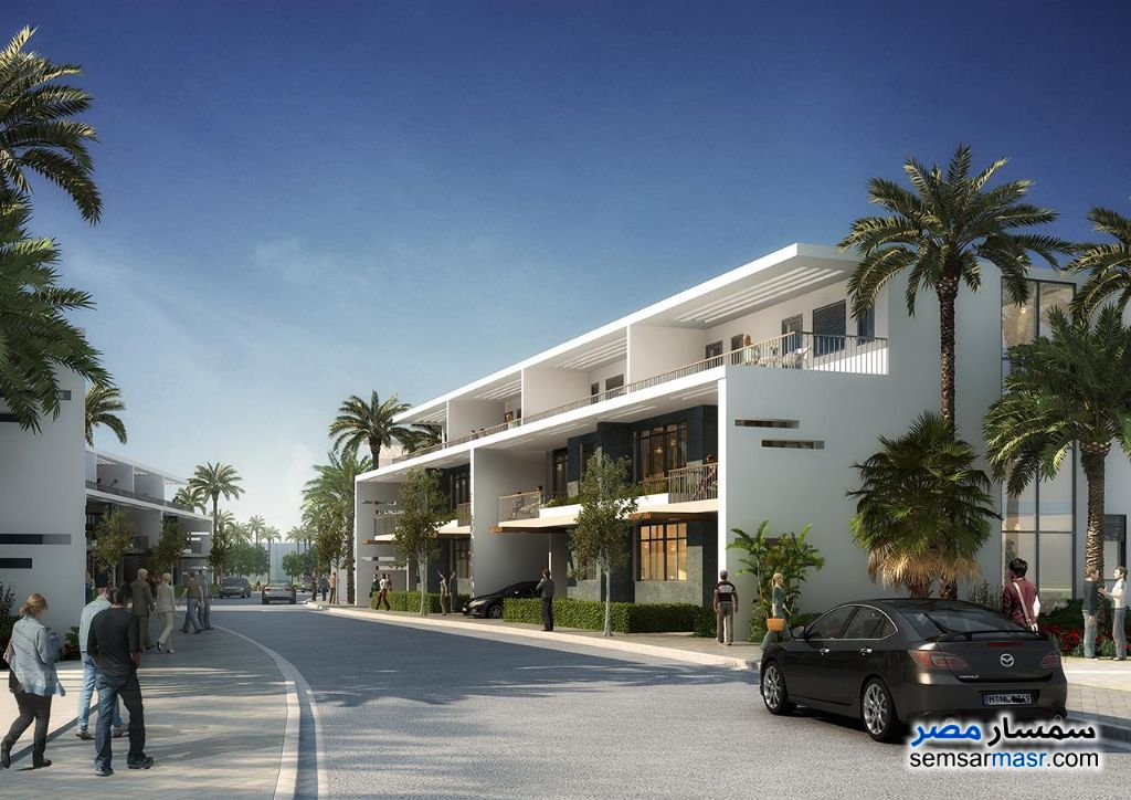 Photo 1 - Villa 3 bedrooms 3 baths 287 sqm extra super lux For Sale Sheikh Zayed 6th of October