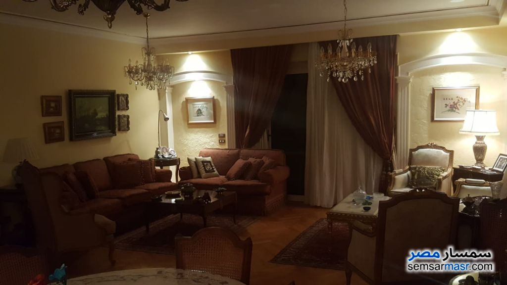 Photo 1 - Apartment 4 bedrooms 3 baths 192 sqm extra super lux For Sale Hadayek Al Ahram Giza