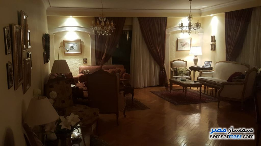 Photo 10 - Apartment 4 bedrooms 3 baths 192 sqm extra super lux For Sale Hadayek Al Ahram Giza
