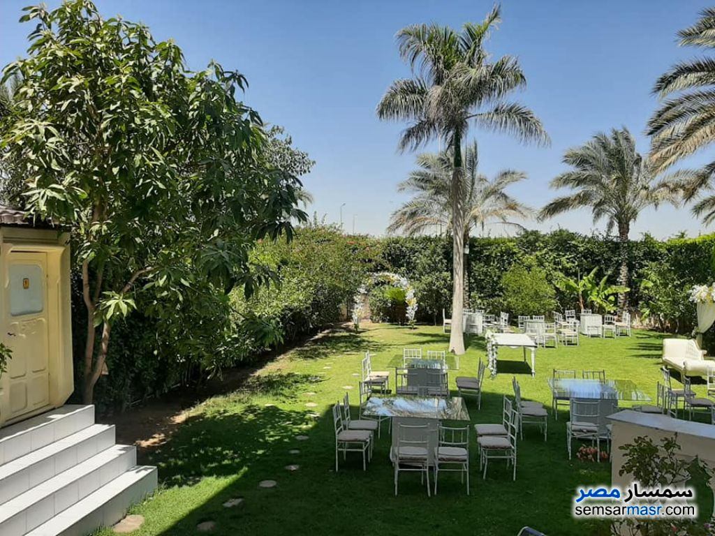 Photo 19 - Villa 4 bedrooms 4 baths 400 sqm extra super lux For Rent Fifth Settlement Cairo