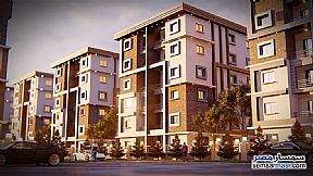 Ad Photo: Apartment 3 bedrooms 3 baths 125 sqm semi finished in October Gardens  6th of October