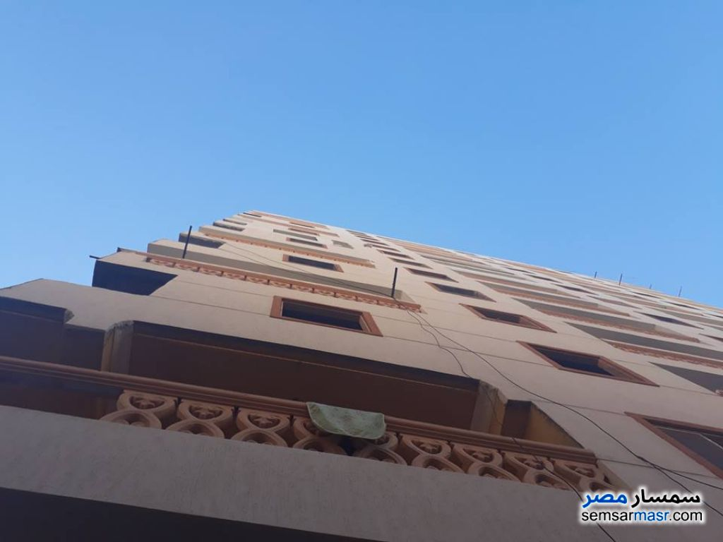 Photo 3 - Apartment 3 bedrooms 1 bath 150 sqm without finish For Sale Agami Alexandira