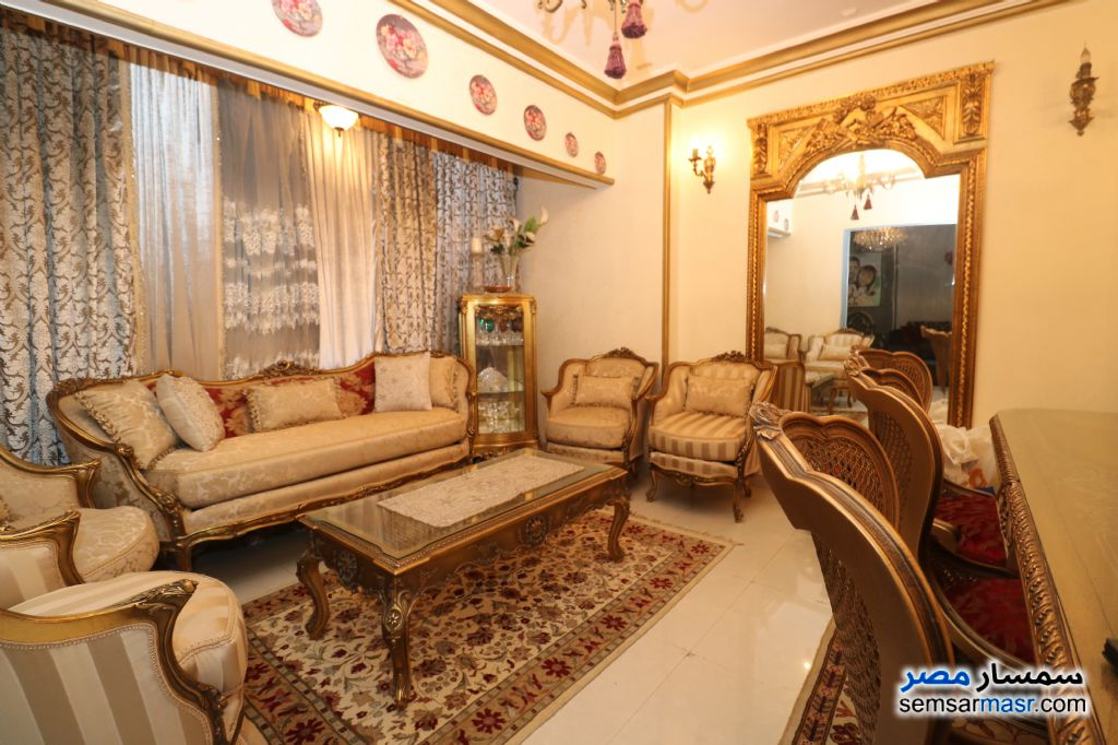 Photo 1 - Apartment 3 bedrooms 1 bath 156 sqm extra super lux For Sale Roshdy Alexandira