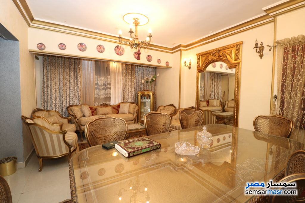 Photo 2 - Apartment 3 bedrooms 1 bath 156 sqm extra super lux For Sale Roshdy Alexandira