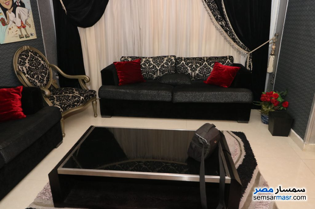 Photo 3 - Apartment 3 bedrooms 1 bath 156 sqm extra super lux For Sale Roshdy Alexandira