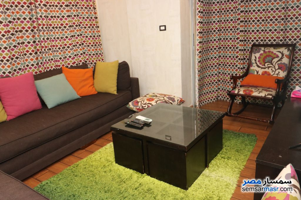 Photo 4 - Apartment 3 bedrooms 1 bath 156 sqm extra super lux For Sale Roshdy Alexandira