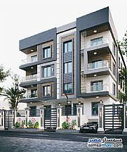Ad Photo: Apartment 3 bedrooms 3 baths 180 sqm semi finished in North Extensions  6th of October