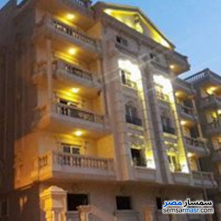 Photo 8 - Apartment 3 bedrooms 3 baths 240 sqm semi finished For Sale Maadi Cairo