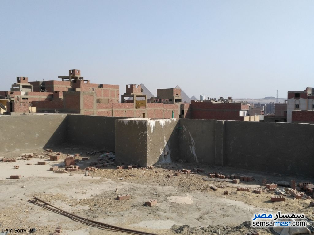 Ad Photo: Apartment 6 bedrooms 2 baths 315 sqm without finish in Faisal  Giza