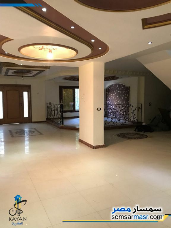 Photo 2 - Apartment 4 bedrooms 3 baths 389 sqm super lux For Sale Hadayek Al Ahram Giza