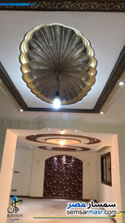 Photo 4 - Apartment 4 bedrooms 3 baths 389 sqm super lux For Sale Hadayek Al Ahram Giza
