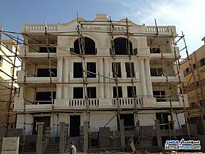 Ad Photo: Apartment 4 bedrooms 3 baths 350 sqm semi finished in Sheikh Zayed  6th of October