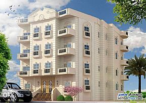 Ad Photo: Apartment 4 bedrooms 3 baths 365 sqm semi finished in October Gardens  6th of October
