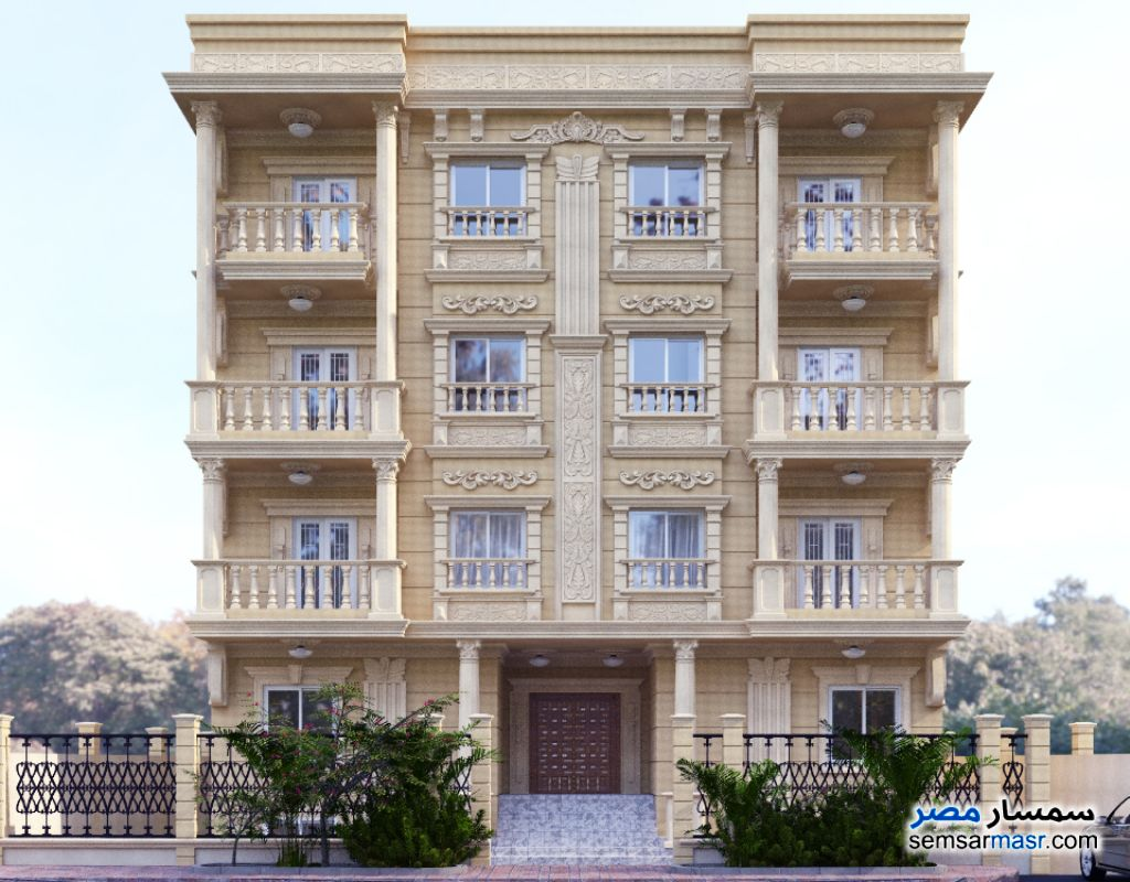 Photo 1 - Apartment 4 bedrooms 3 baths 340 sqm semi finished For Sale North Extensions 6th of October