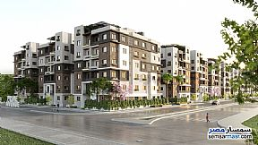 Ad Photo: Apartment 4 bedrooms 4 baths 140 sqm semi finished in October Gardens  6th of October