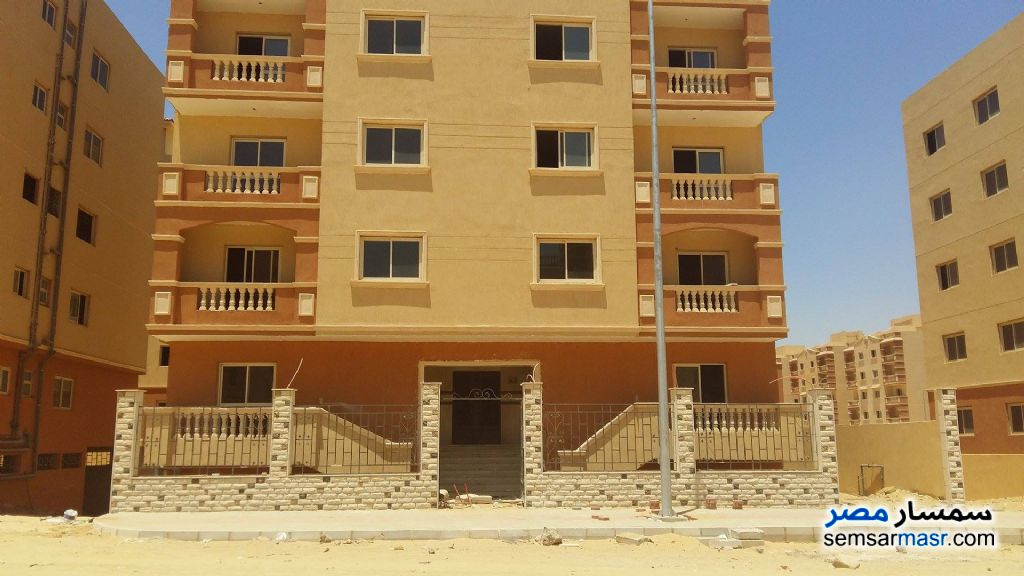 Photo 1 - Apartment 4 bedrooms 3 baths 265 sqm semi finished For Sale North Extensions 6th of October