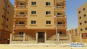 Apartment 4 bedrooms 3 baths 265 sqm semi finished For Sale North Extensions 6th of October - 1
