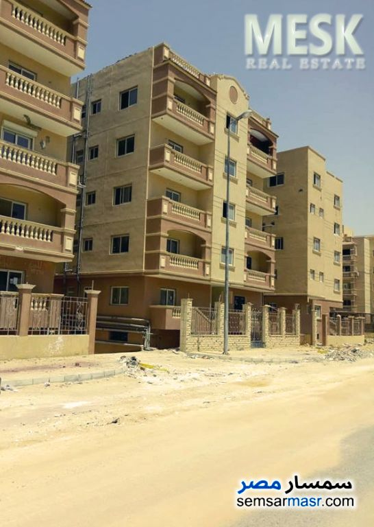Photo 1 - Apartment 3 bedrooms 3 baths 230 sqm semi finished For Sale North Extensions 6th of October