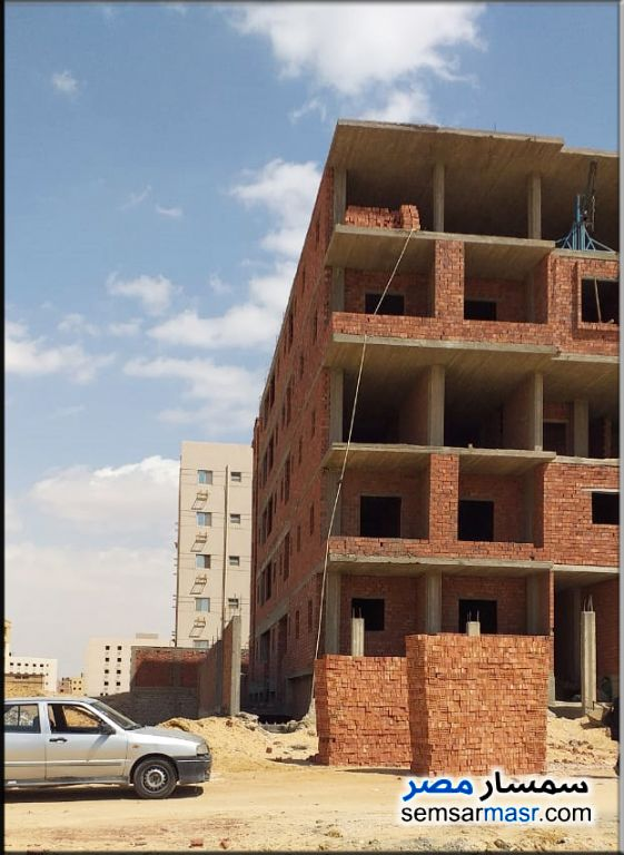 Photo 4 - Apartment 4 bedrooms 3 baths 250 sqm semi finished For Sale New Heliopolis Cairo