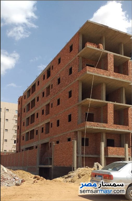 Photo 5 - Apartment 4 bedrooms 3 baths 250 sqm semi finished For Sale New Heliopolis Cairo