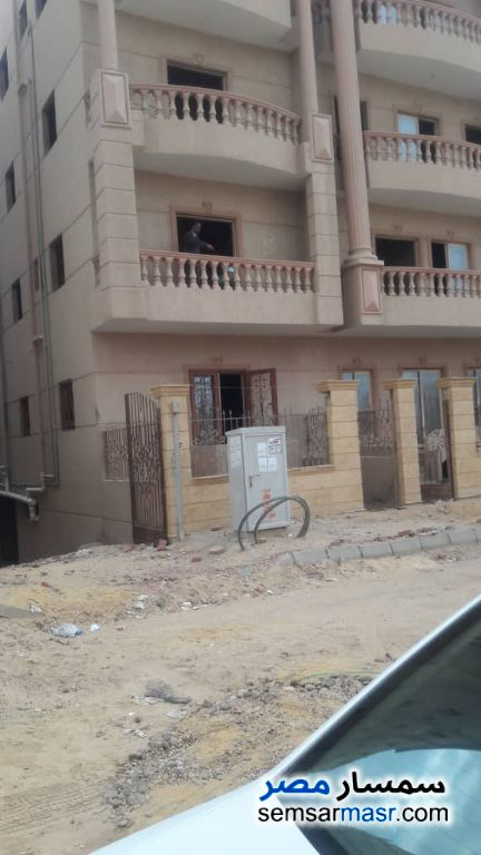 Photo 1 - Apartment 3 bedrooms 3 baths 210 sqm semi finished For Sale Shorouk City Cairo